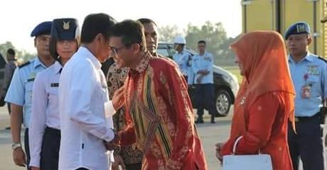 Soal Ibu Kota Negara, Jokowi: Kalau Saya Buka, Harga Tanah Langsung Melambung