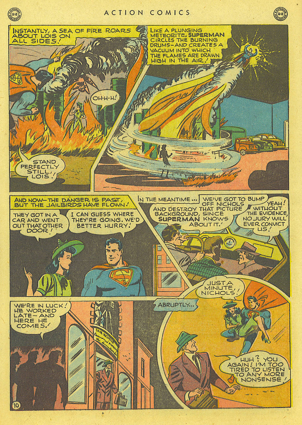 Read online Action Comics (1938) comic -  Issue #114 - 12