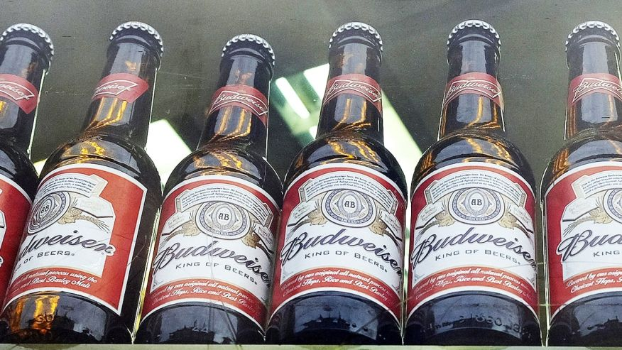 Budweiser sued by Native American tribe in North Carolina over