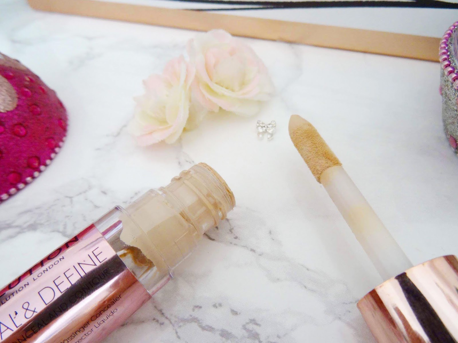 Makeup Revolutions Conceal and Define Concealer Applicator Review