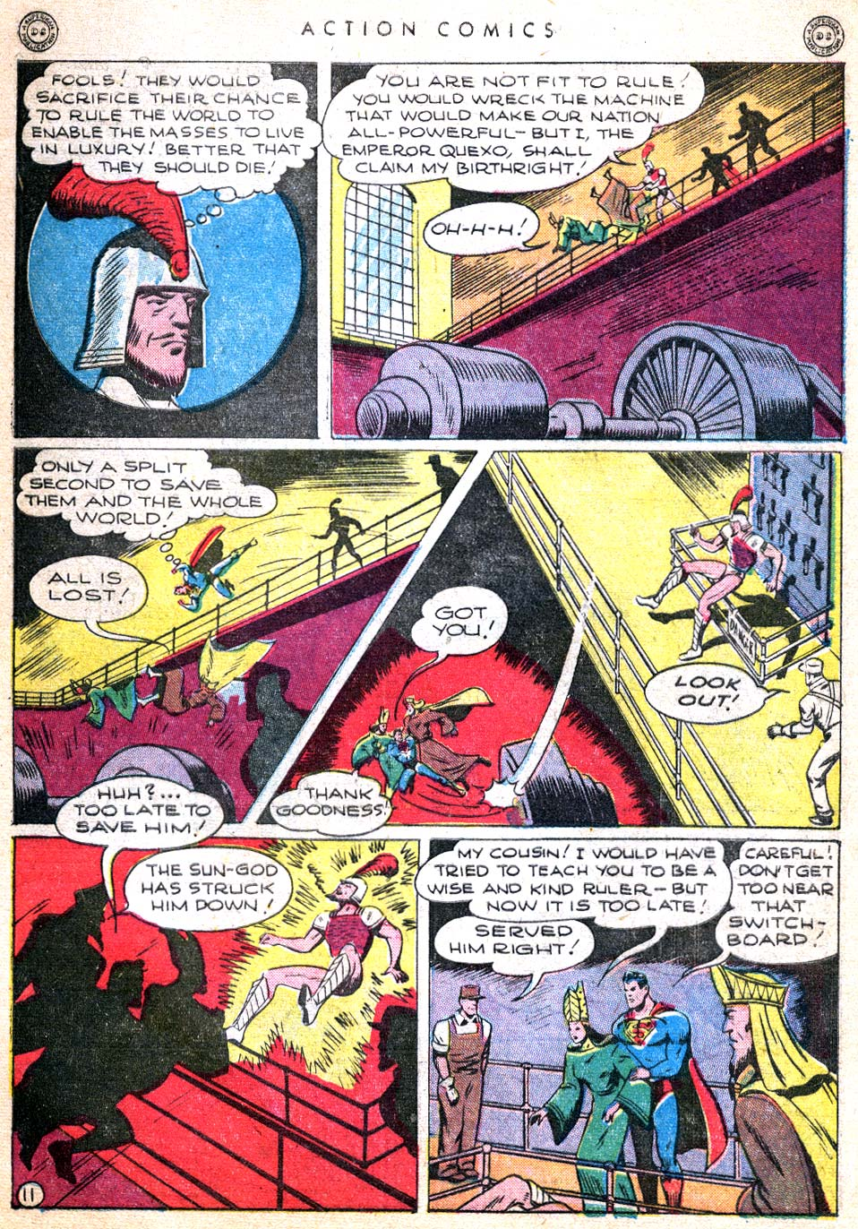 Read online Action Comics (1938) comic -  Issue #103 - 13