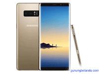 Tutorial Cara Flashing Samsung Galaxy Note 8 SM-N950W 100% Berhasil