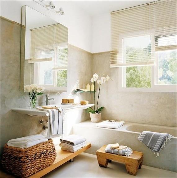 baño de microcemento chicanddeco