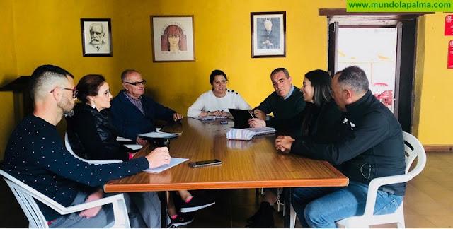 El PSOE de Los Llanos de Aridane elige la nueva ejecutiva local