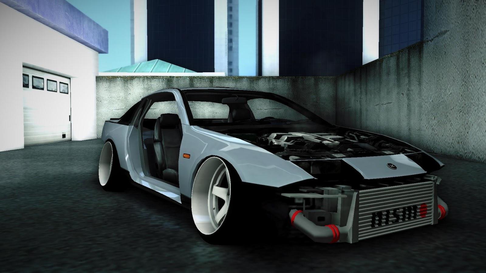 Autos Media  Nissan 300zx Drift