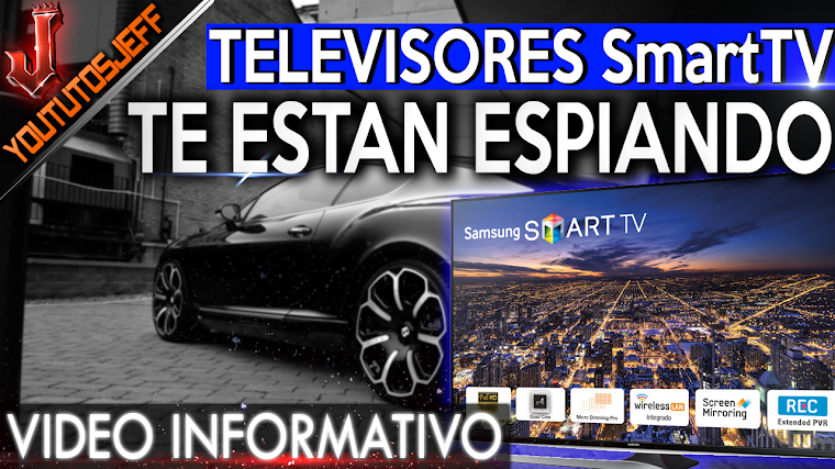 Televisores inteligentes de Samsung espían a sus clientes | SmartTV | 2016
