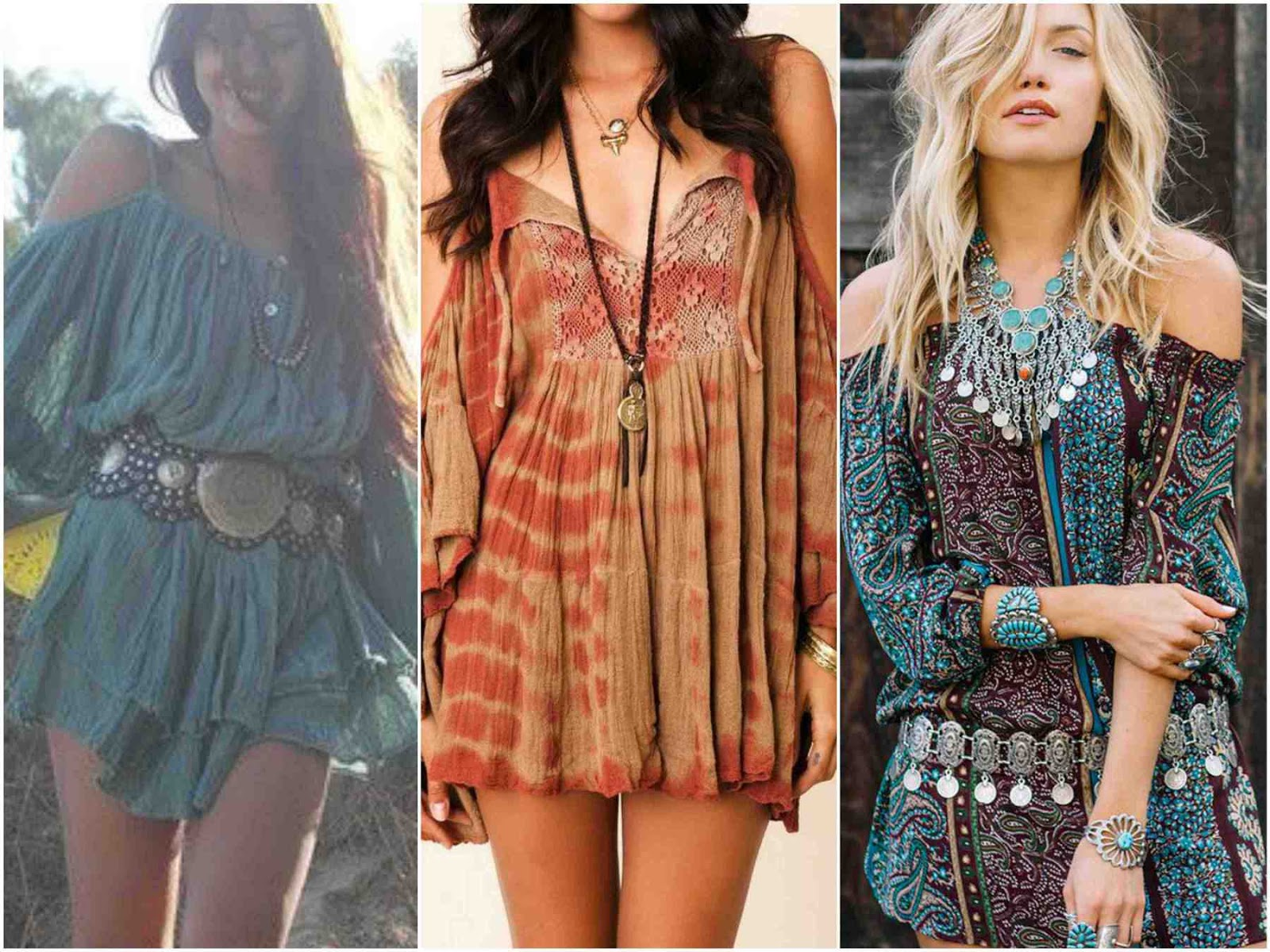The Bohemian Clothing Is Most Crafty In Its Look It