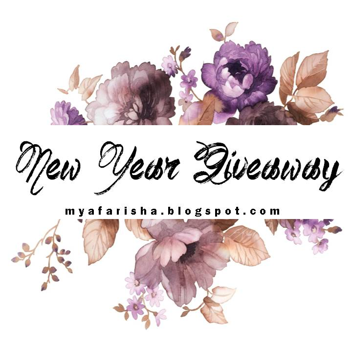 New Year Giveaway by MF