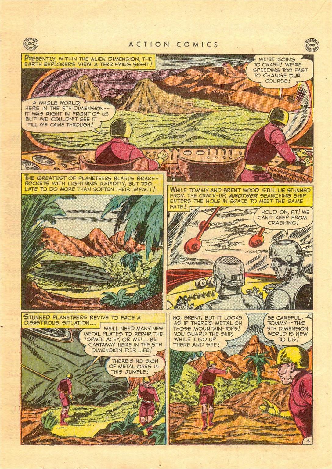 Action Comics (1938) 156 Page 18