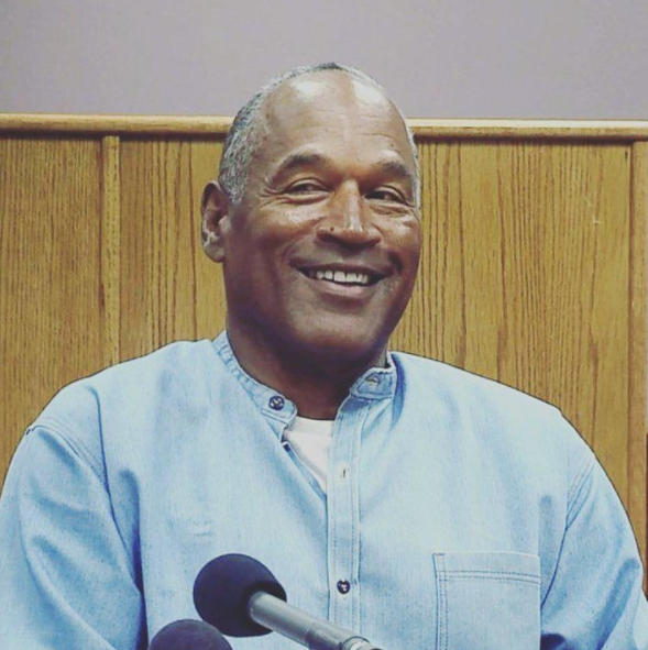 OJ Simpson granted parole after 9 years in prison