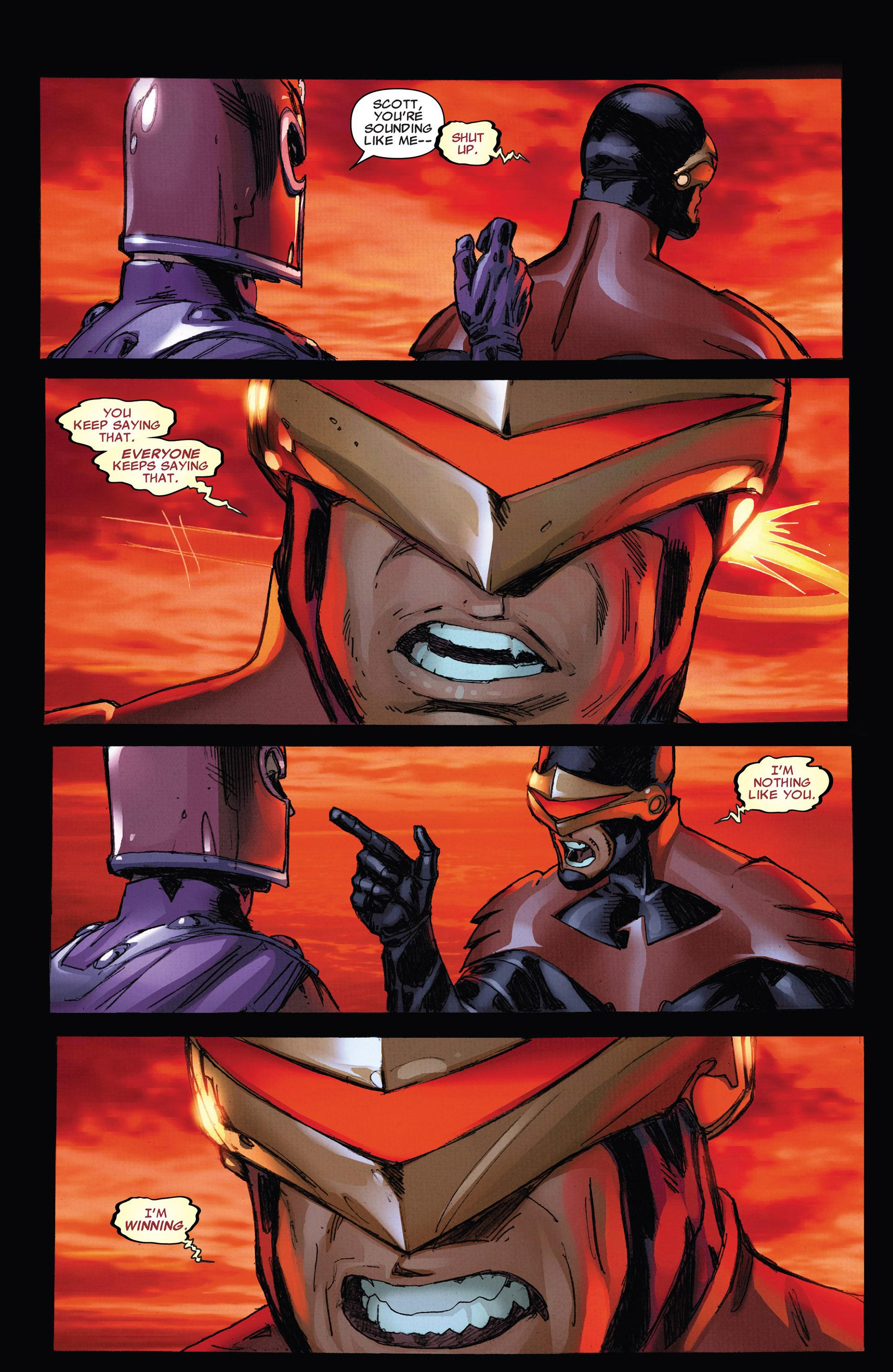 Read online Uncanny X-Men (2012) comic -  Issue #18 - 5