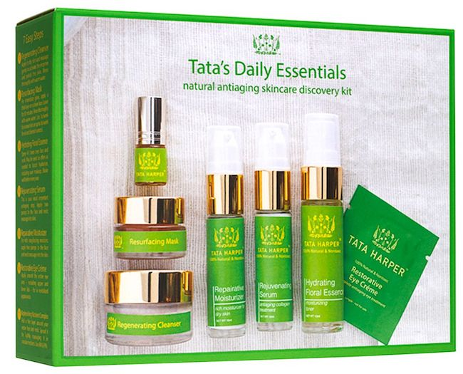 Tata Harper Daily Essentials