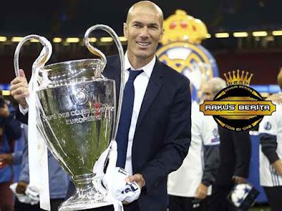 Zidane Dipercaya Akan Menang Di Kategori Pelatih Terbaik