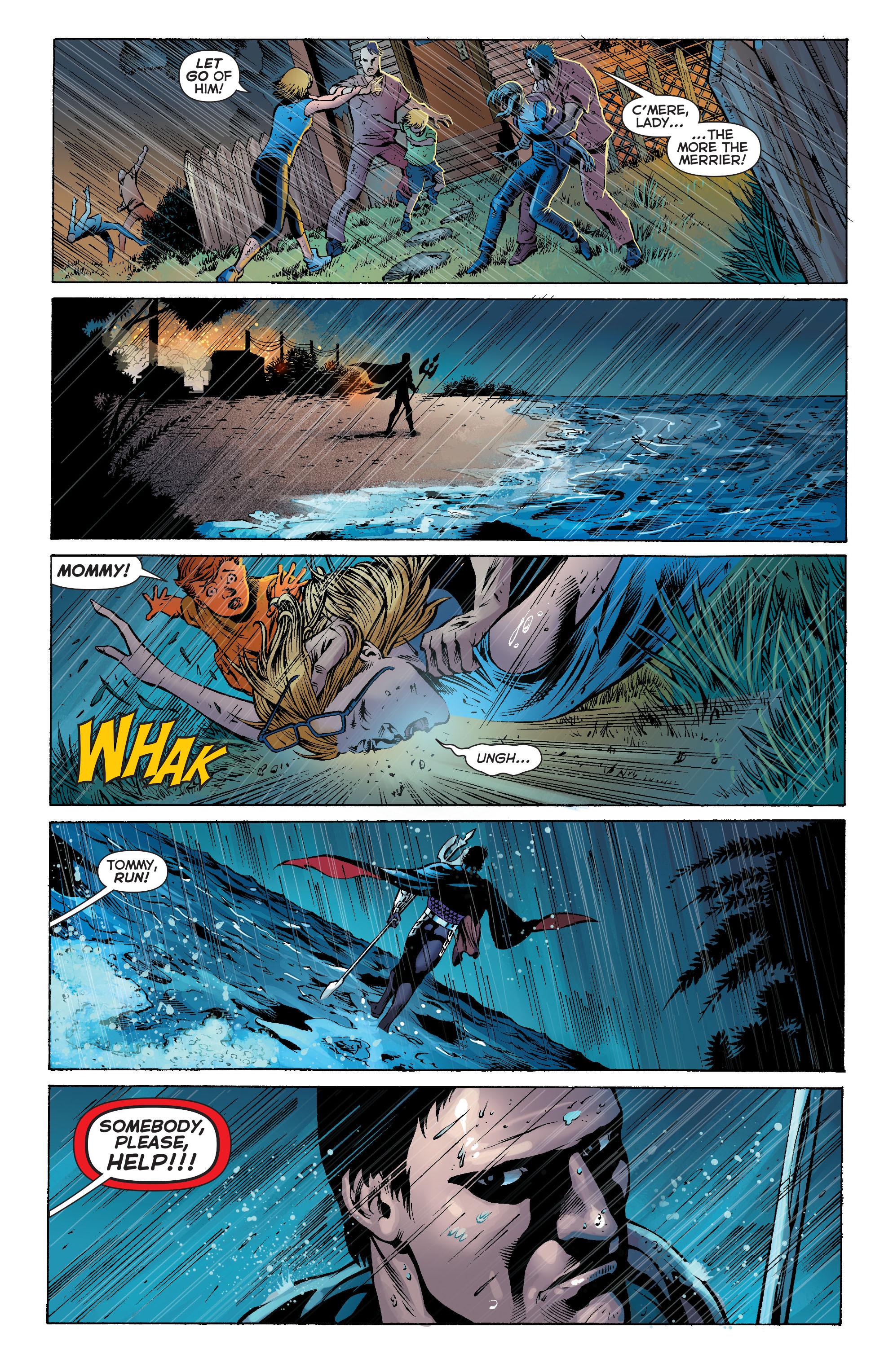 Read online Aquaman (2011) comic -  Issue #23.2 - 18