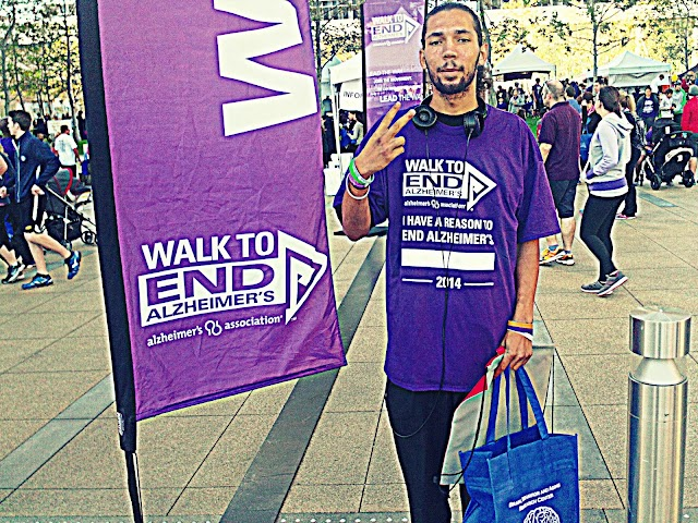 Bing Bing invites you to join his 2016 Walk to End Alzheimer's team