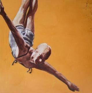 Итальянский художник. Mennato Tedesco