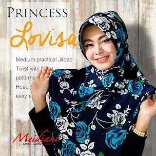 Hijab Santai Princess Lovisa