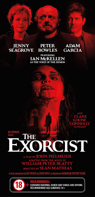 the exorcist west end ian mckellen