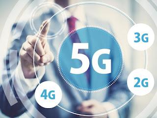 كل ماتريد معرفته عن جميع انواع شبكات الهاتف المحمول  2G 3G 4G 5G