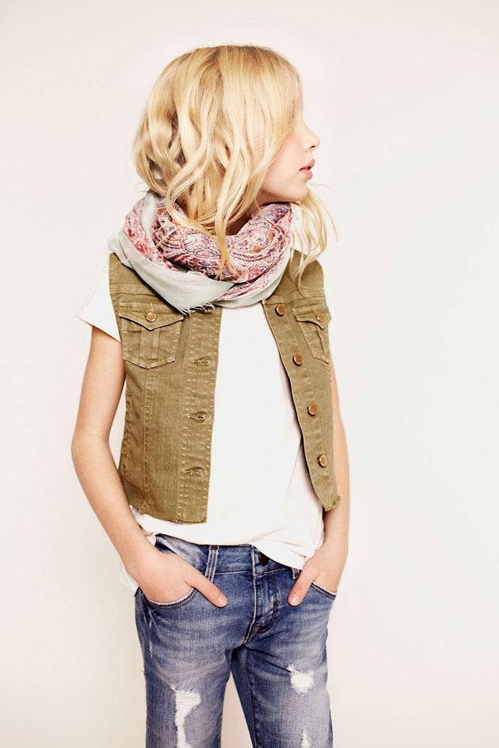 08cb780919 Q80 High Street: Zara Kids February Lookbook