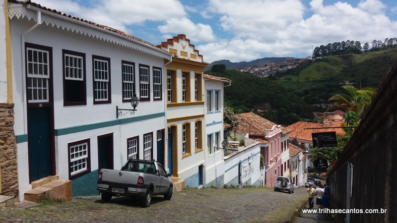 Centro Histórico Ouro Preto