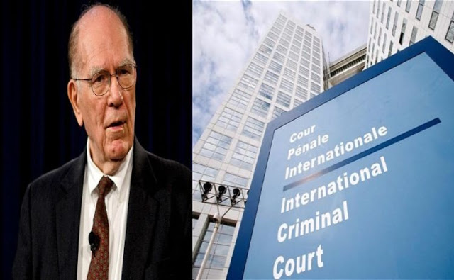 """Former US Presidential candidate: ICC financed by someone """"more Nazi than the Nazis"""""""