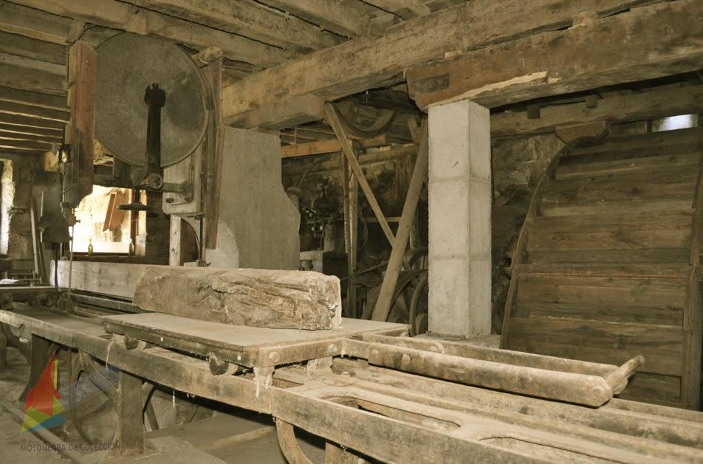 Aserradero Hidraúlico - Saw Mill