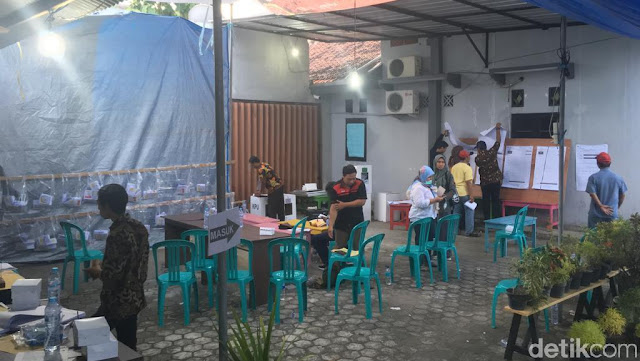 Ada Persoalan Pemilu di Mojokerto, Pemilih Asal Papua Diberi 5 Surat Suara