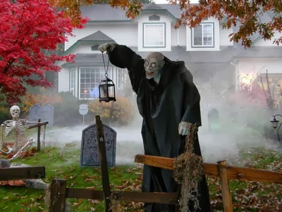 good ideas for houses - Best Decorated Halloween Houses