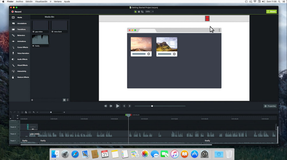 Camtasia Studio 3 Mac