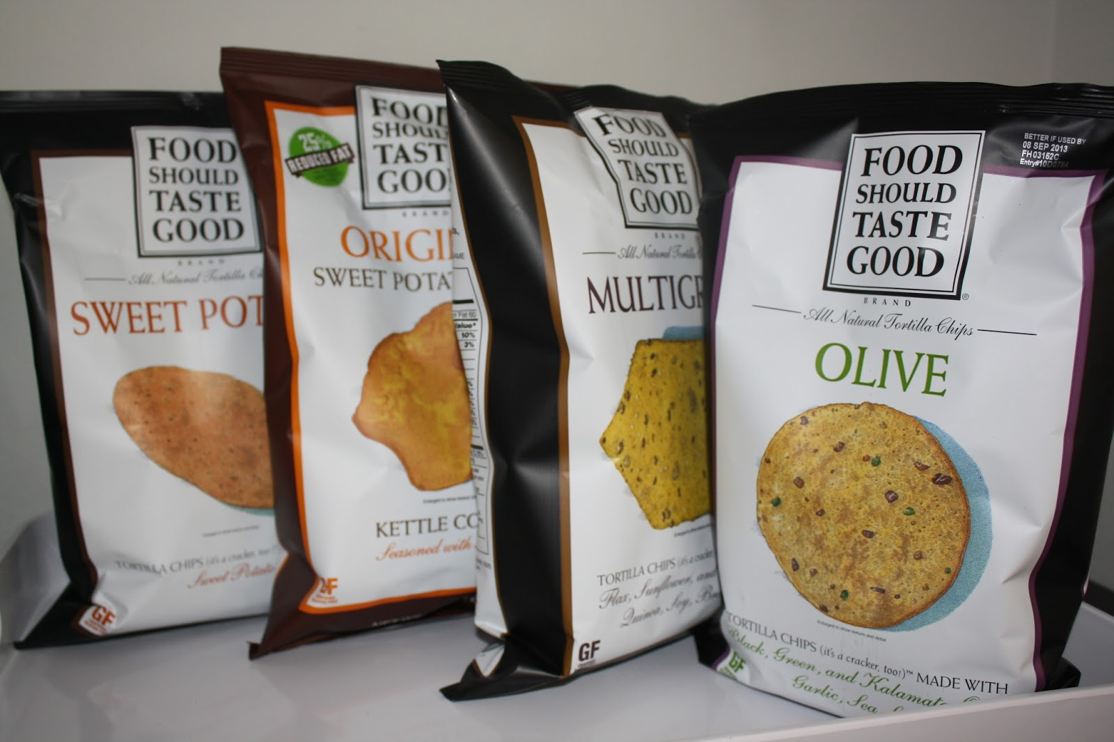 Food Should Taste Good Crackers