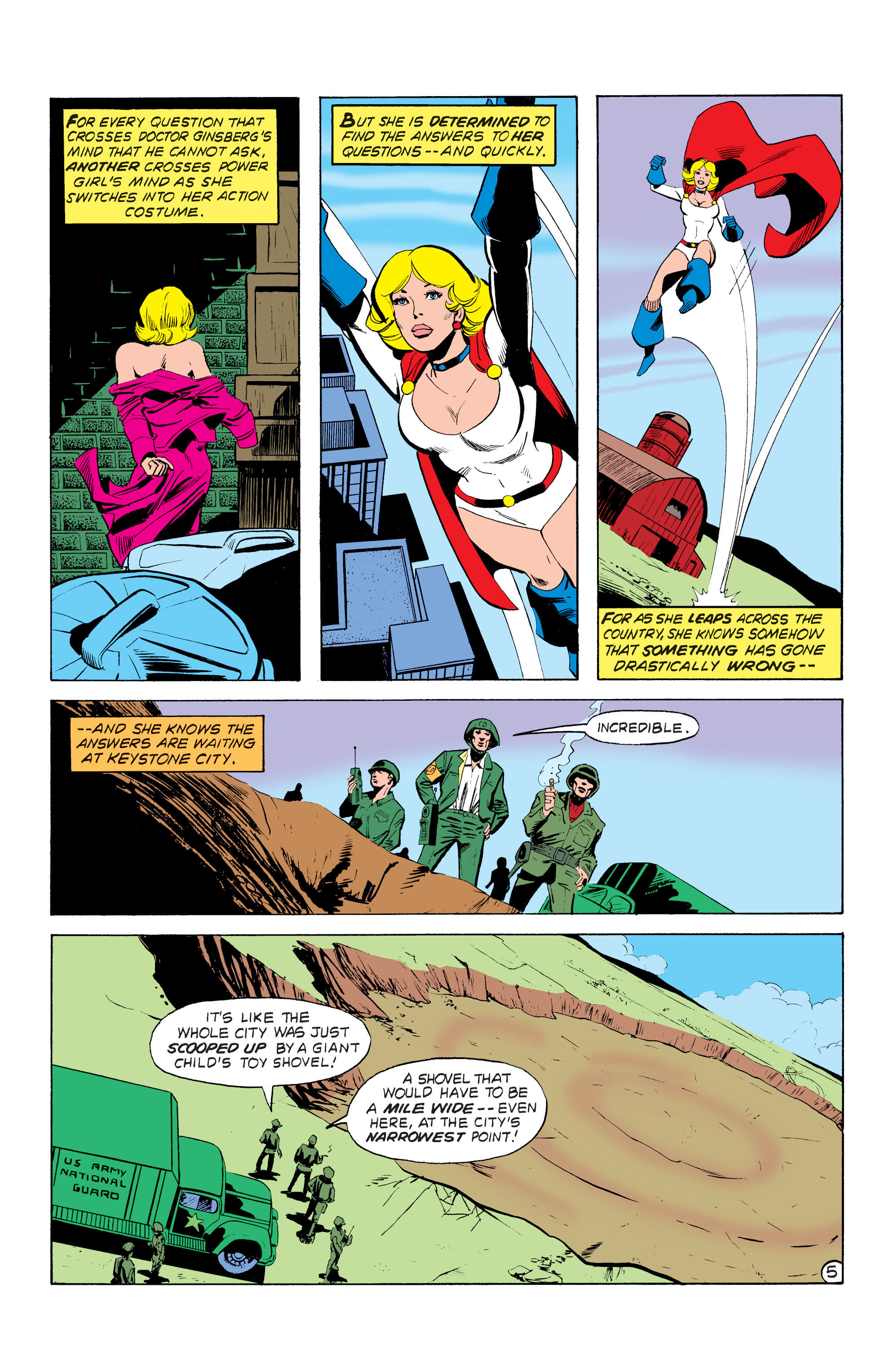 Read online Showcase comic -  Issue #99 - 6
