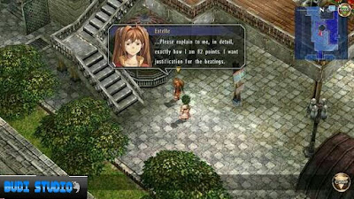 The Legend of Heroes: Trails in the Sky SC PPSSPP PSP 2