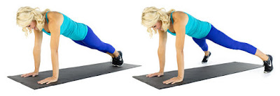 plank jack exercise