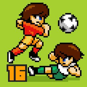 Pixel Cup Soccer 16 v1.0.5 Apk