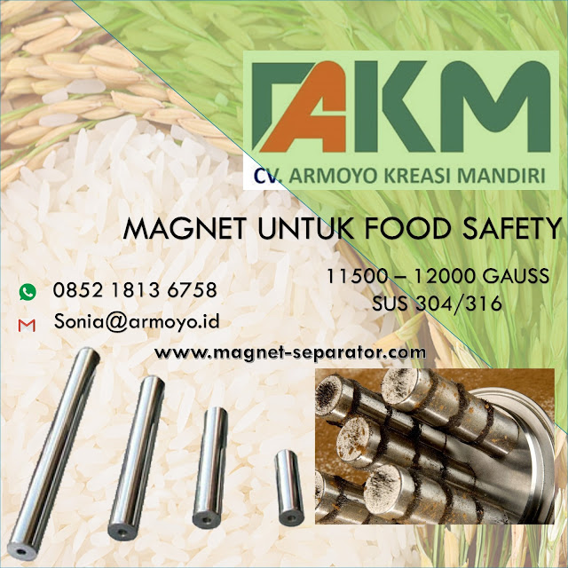 magnet beras