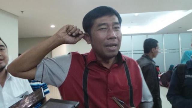 Haji Lulung Janji Potong Telinganya Jika Ahok Menggugat BPK, ''Kalau Berani Potong Kuping Gue''