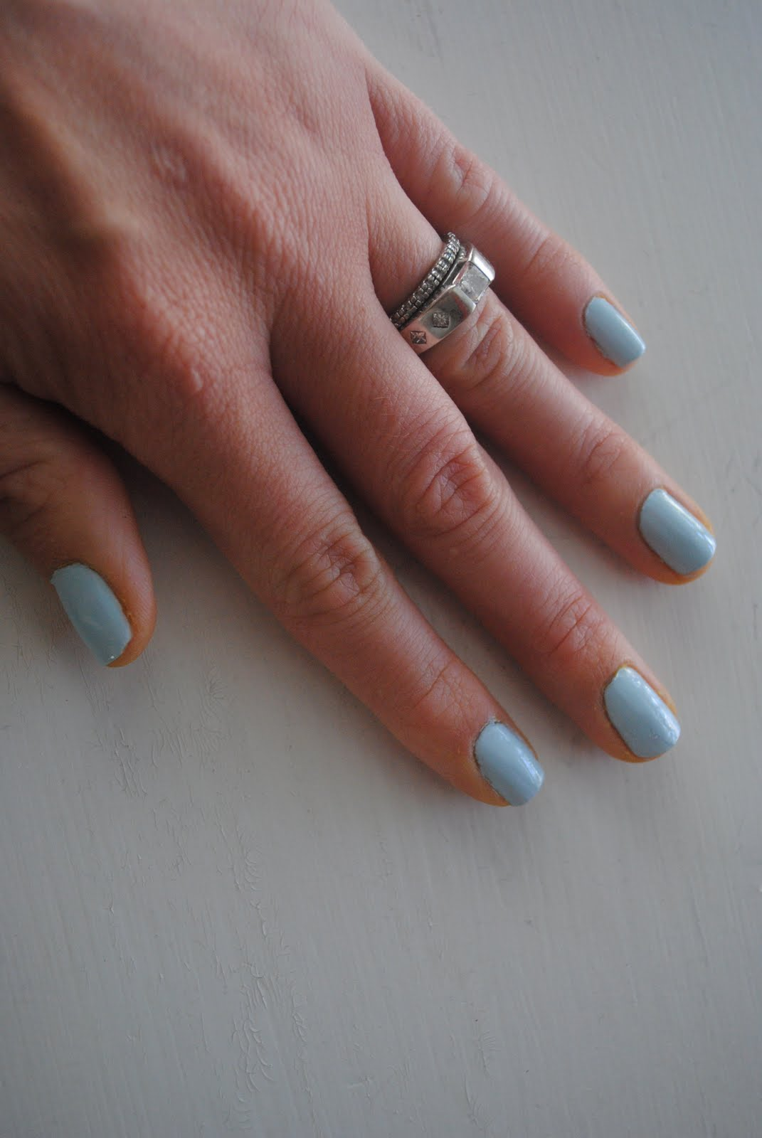 Craft Envy Newspaper Nails
