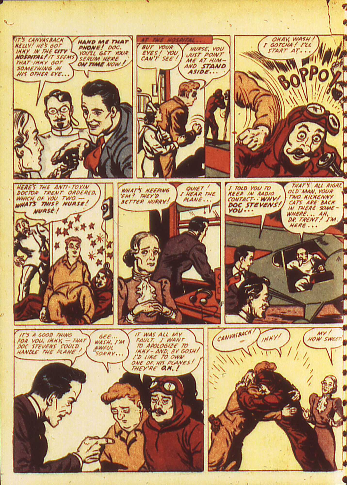 Read online All-American Comics (1939) comic -  Issue #16 - 14