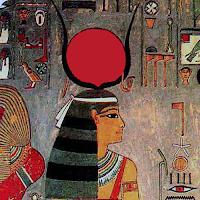 Egyptian Goddess of Love Hathoor