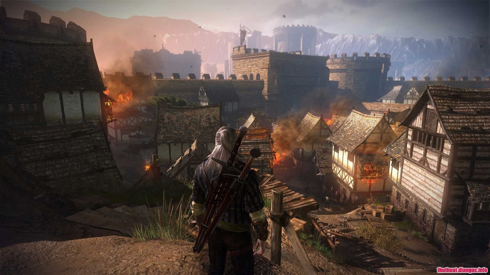 Download The Witcher 2: Assassins of Kings Việt Hóa