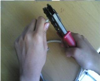 Krimping kabel