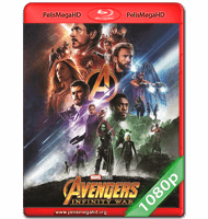AVENGERS: INFINITY WAR (2018) FULL 1080P HD MKV ESPAÑOL LATINO