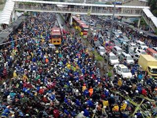 Jakarta Berencana Terapkan Ganjil Genap Sepeda Motor