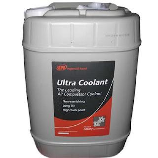 Dầu máy nén khí chính hãng Ingersoll Rand - Ultracoolant
