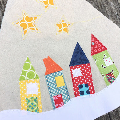 Fluffy Sheep Quilting Christmas Tree Skirts