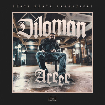 Diloman - Areee - Album Download, Itunes Cover, Official Cover, Album CD Cover