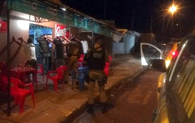 Dois fugitivos de Iretama são presos e menor desaparecida é encontrada em Juranda