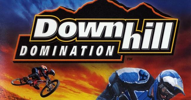 downhill domination ps2 iso
