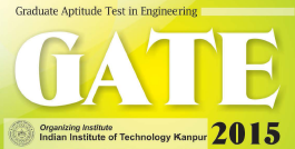 GATE 2015 Notification and Exam Date